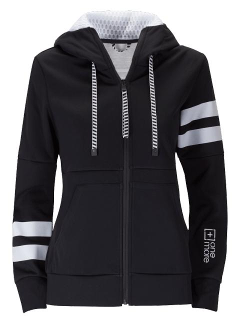 Sei Zero Uno + Donna | Wind Shield Hoody